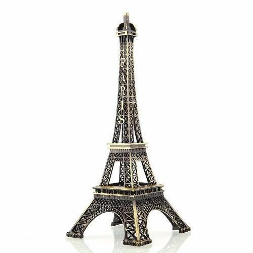 Enfeite Metal Torre Eiffel 13 CM