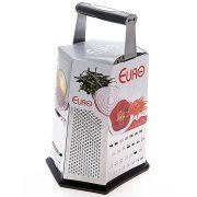 EURO HOME - Ralador 6 Faces Inox - IN8188