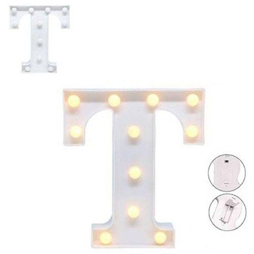 FWB- Letra Luminosa T C/ 11 Leds- 92692