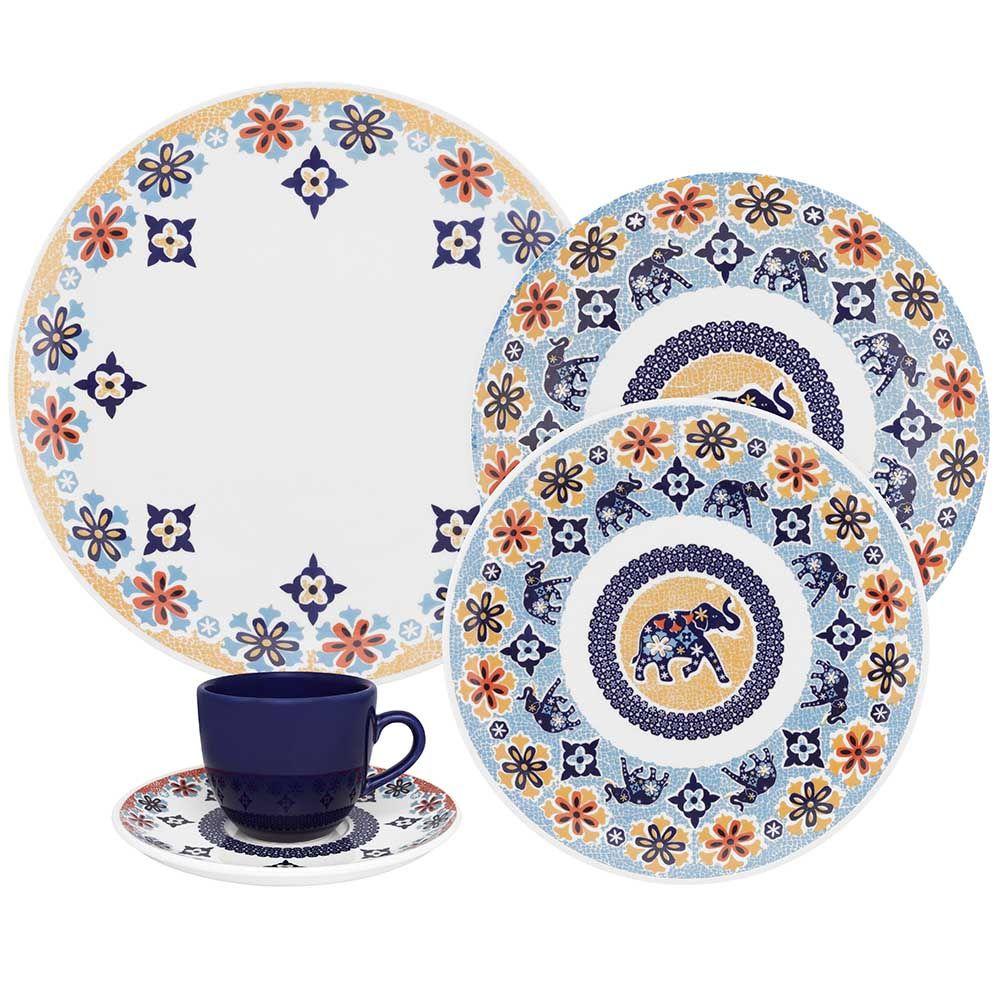 OXFORD - Aparelho de Jantar e Chá Coup Shanti 20 Peças - ET20466514