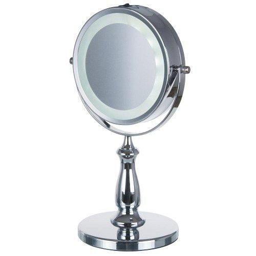 UNY HOME- Espelho De Mesa Com Luz Led - JM905